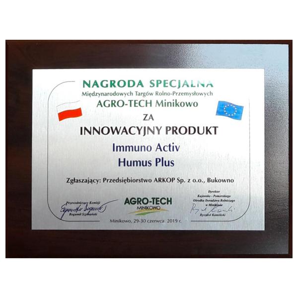 innowacyjny prosukt rolniczy arkop