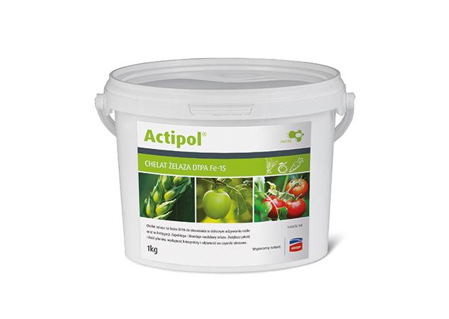 Actipol DTPA Fe-15