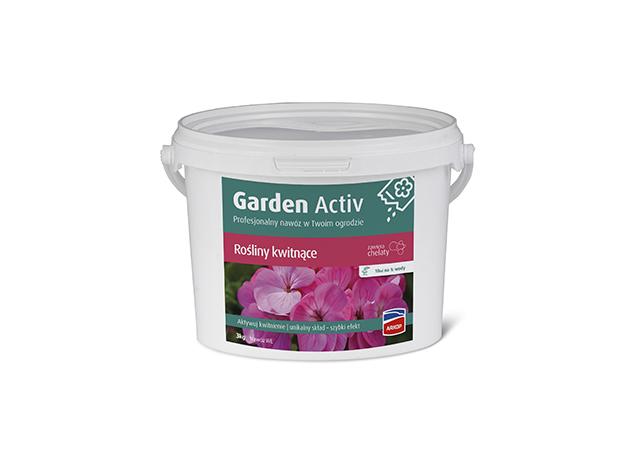 Garden Activ Rośliny kwitnące