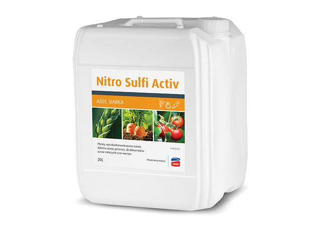 Nitro Sulfi Activ